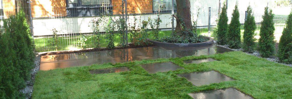 Urządzanie ogrodów, firma 4kwiaty